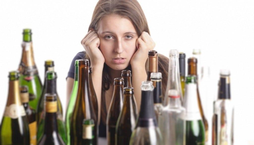 Алкогольный бред при хроническом приеме спиртных напитков