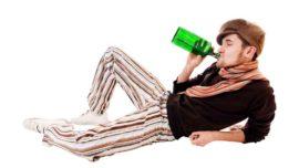 Алкоголик или пьяница